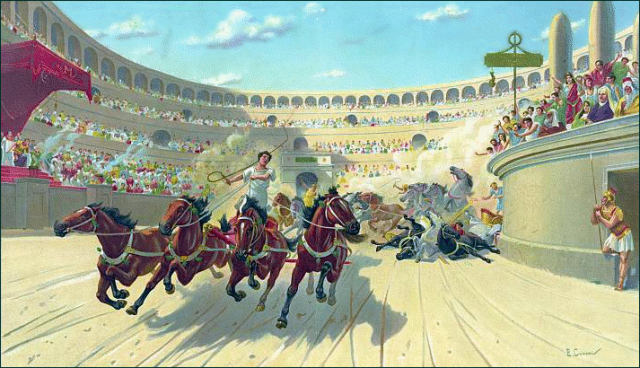 chariot-race