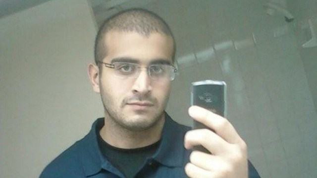 An undated photo from a social media account of Omar Mateen, who Orlando Police have identified as the suspect in the mass shooting at a gay nighclub in Orlando, Florida, U.S., June 12, 2016. Omar Mateen via Myspace/Handout via REUTERS ATTENTION EDITORS - THIS IMAGE WAS PROVIDED BY A THIRD PARTY. EDITORIAL USE ONLY. REUTERS IS UNABLE TO INDEPENDENTLY VERIFY THIS IMAGE. NO RESALES. NO ARCHIVE.THIS PICTURE WAS PROCESSED BY REUTERS TO ENHANCE QUALITY. AN UNPROCESSED VERSION HAS BEEN PROVIDED SEPARATELY.