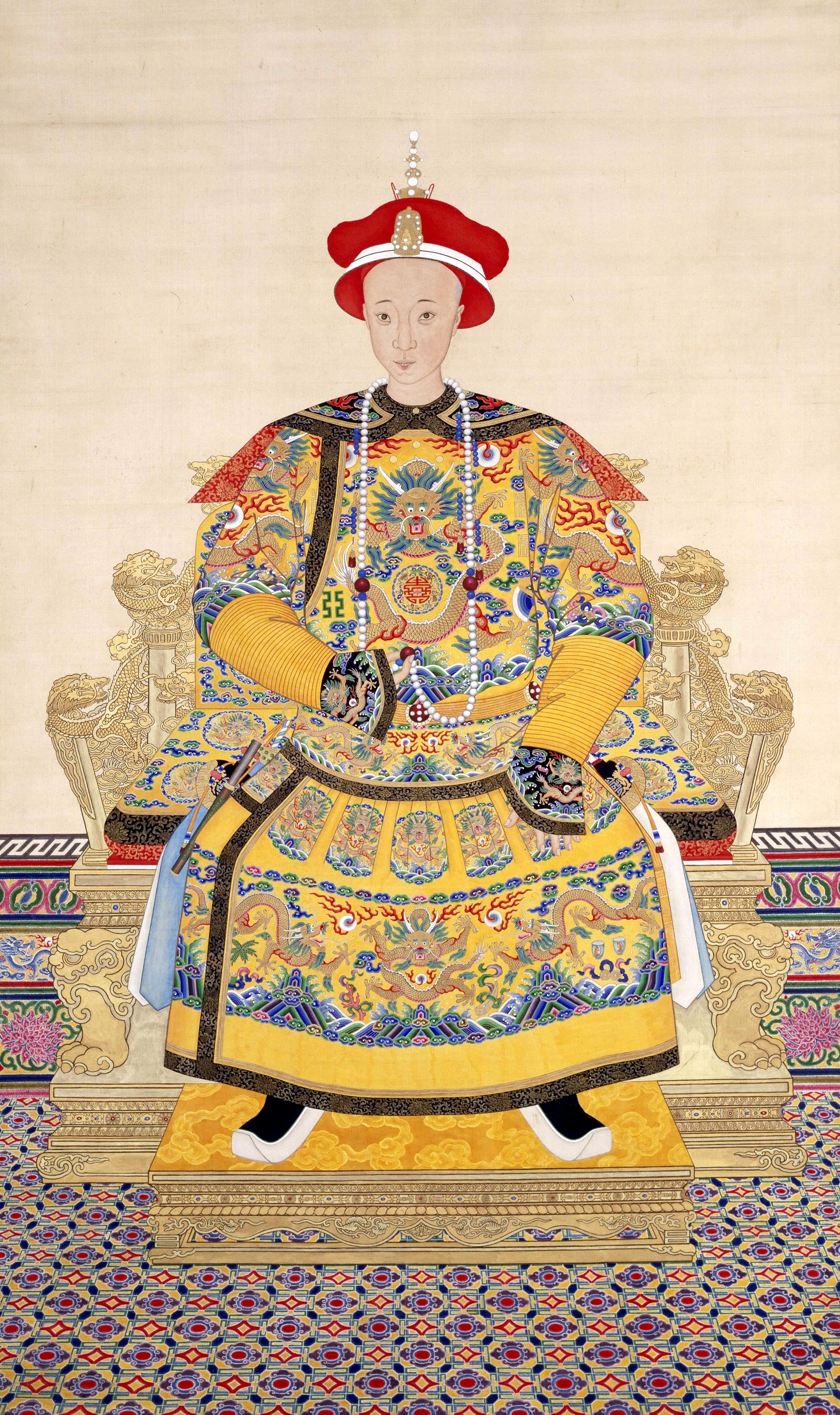 The Last Empress Dowager | toritto